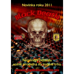 Petarda hukowa BLACK DEATH - 4 szt.